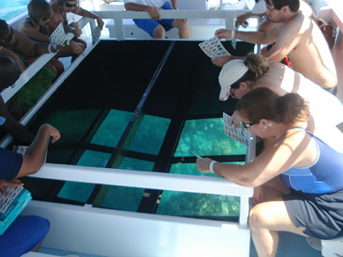 Beach Blasts - Glass Bottom Boat Rides - Hawaii Ocean Sports