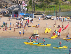 Beach Blasts - Private Beach Rentals - Hawaii Ocean Sports