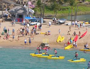 Beach Blasts - Private Beach Rentals - Hawaii Ocean Sports