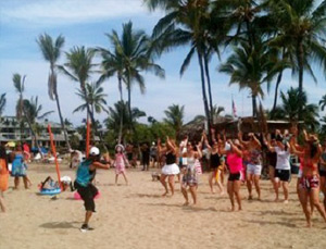 Beach Blasts - Team Building - Hawaii Ocean Sports