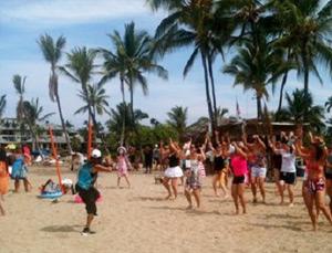 Beach Blasts - Team Building - Hawaii Ocean Sports