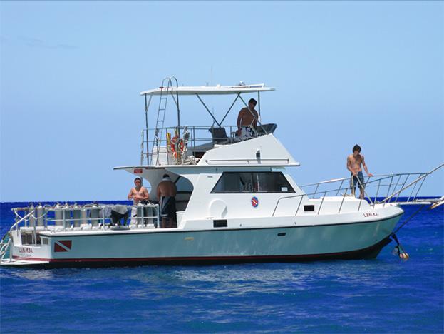 40 'Delta Scuba Dive Boat