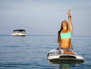 Ocean Yoga - Hawaii Ocean Sports