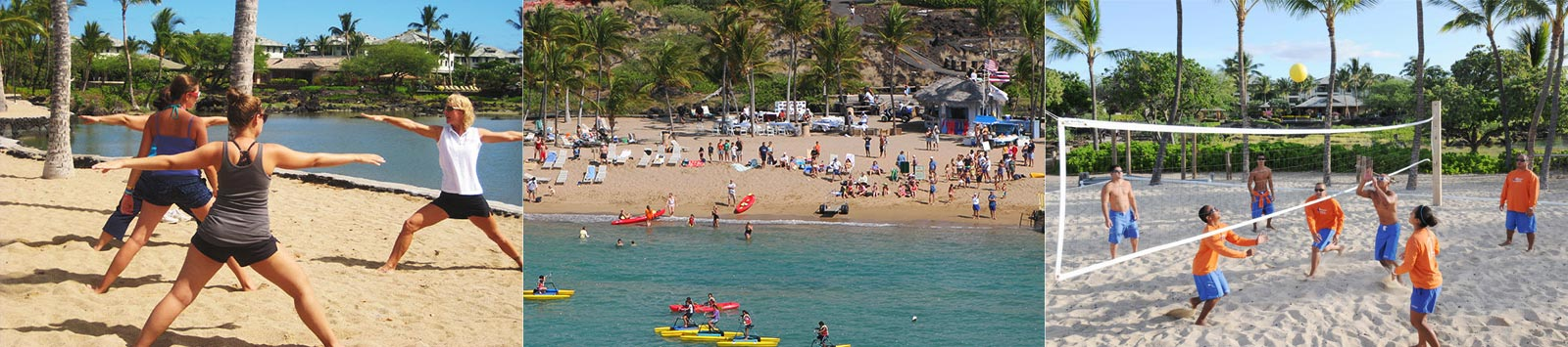 Beach Activities - Hawaii Ocean Sports
