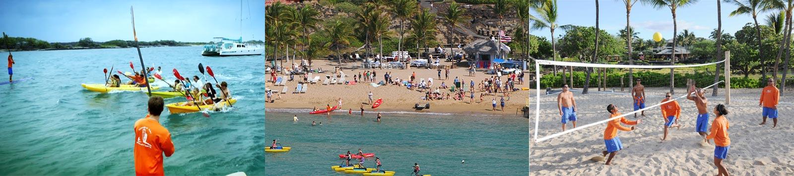 Beach Blasts - Hawaii Ocean Sports