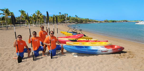Beach Rentals - Ocean Sports Hawaii