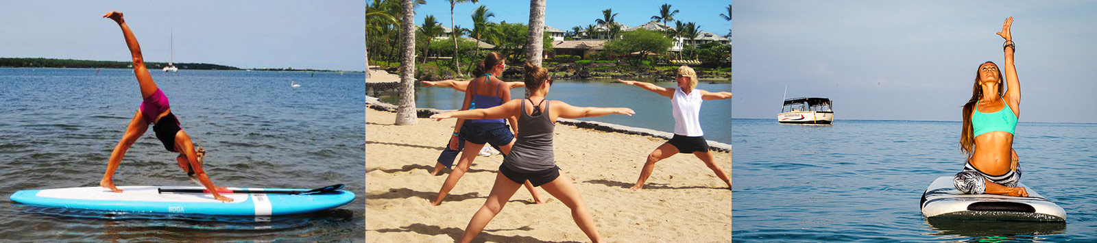 Fitness Classes - Hawaii Ocean Sports