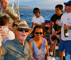 Sunset Cruise - Ocean Sports Hawaii