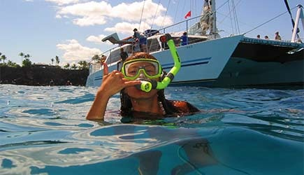 Hawaii Ocean Sports - Waikoloa Top Rated Snorkel Trips