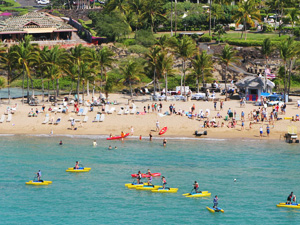 Private Beach Blasts - Ocean Sports Hawaii