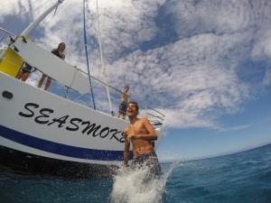 Ocean Sports Snorkel Adventure Cruise