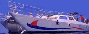 Power Catamaran Manu Iwa