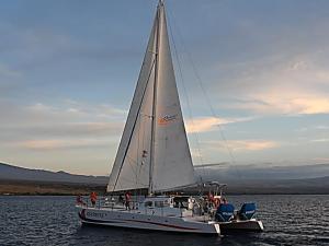 Legendary Sailing Catamaran Seasmoke