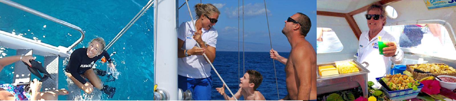 Hawaiian Ocean Sports - Snorkel Cruises