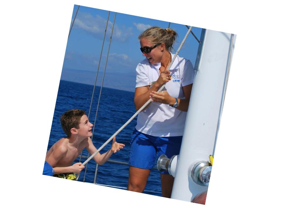 Super Simple Snorkel Sail