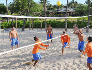Beach Blasts - Games - Hawaii Ocean Sports