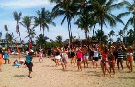Beach Blasts -Team Building and Live Music - Hawaii Ocean Sports
