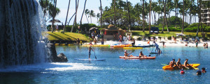 Waikoloa Saltwater Lagoon - Hawaii Ocean Sports Rentals