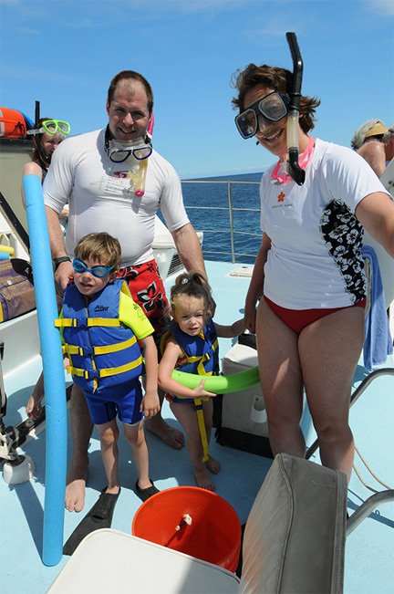 Best family friendly snorkeling in hawaii