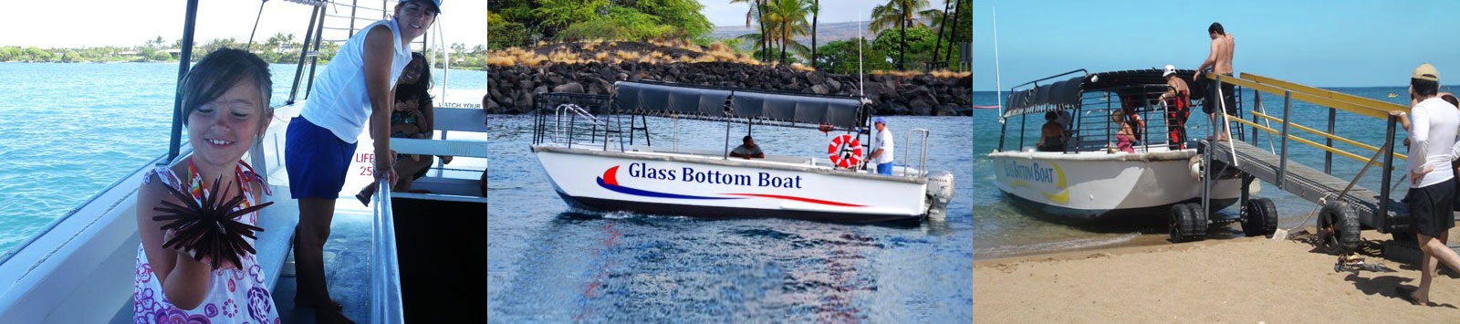 Glass Bottom Boat Cruises with Hawaii Ocean Sports