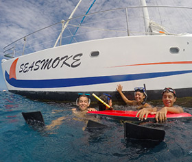 Snorkel Cruise - Ocean Sports Hawaii