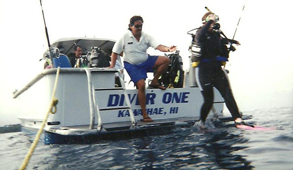 Diver One 1994 (Retired)