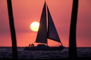 Cocktails till Sunset Sail