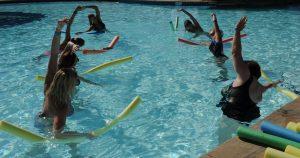 WBM Aqua Aerobics