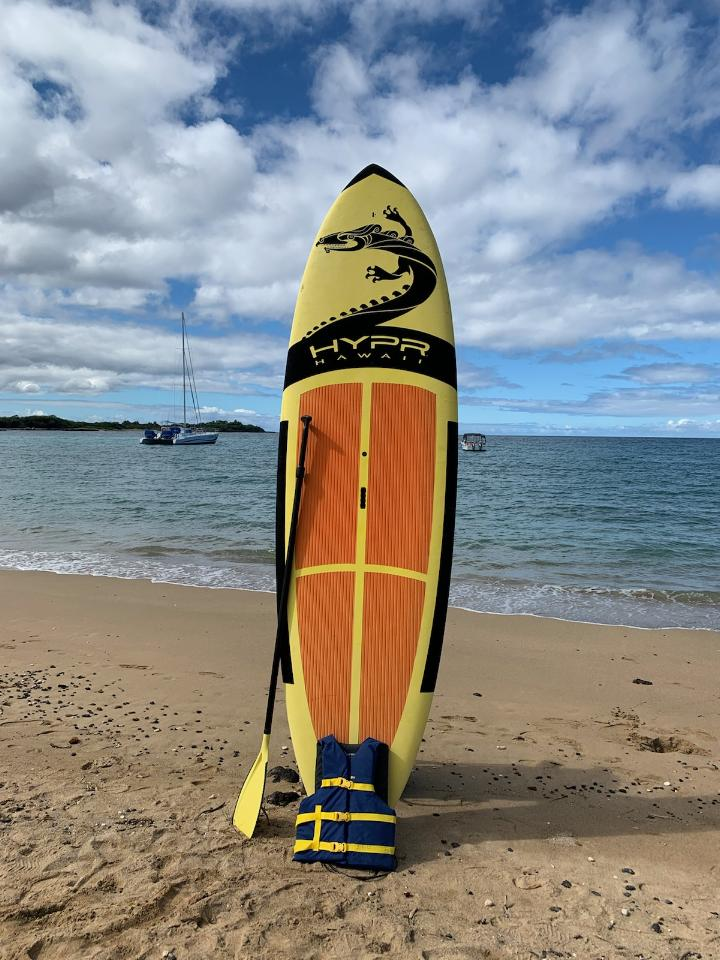SUP Rental - Ocean Sports Hawaii