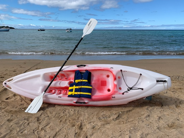 Single Kayak Rental - Ocean Sports Hawaii