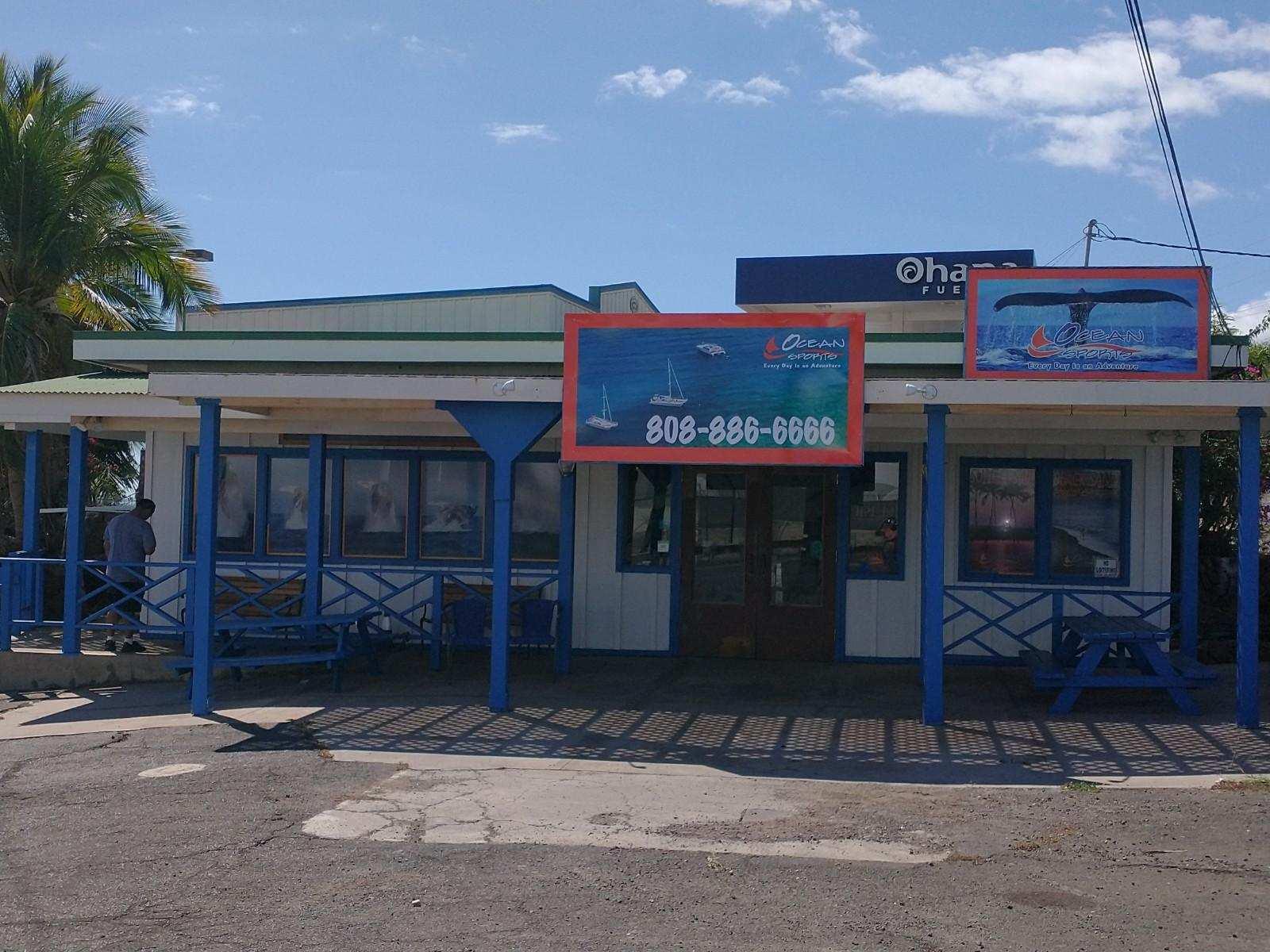 Whale Center at Kawaihae - Hawaii Ocean Sports